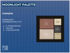 RVB Moonlight Palette